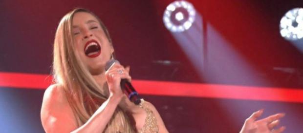Claudia Leitte surpreendeu a todos no The Voice Brasil