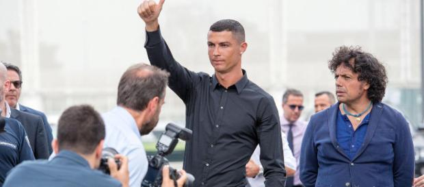 Cristiano Ronaldo se presentó con la Juventus, dijo adiós al Real Madrid