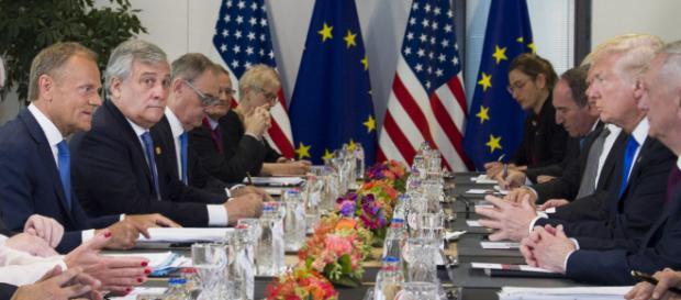 European Council President: EU-US Leaders' Meeting