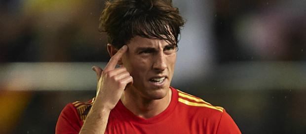 Odriozola es presentado como el nuevo jugador de Real Madrid
