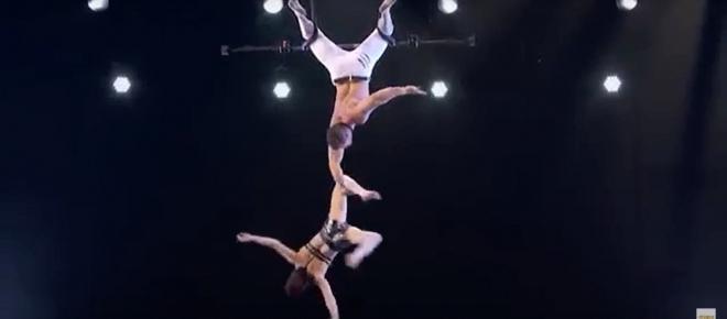 'AGT' Week 1 Judge Cuts: Heidi Klum turns into a target, trapeze act nearly turns tragic