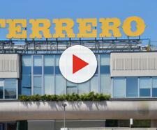 Uno degli stabilimenti dell'azienda Ferrero