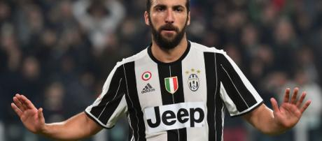 Allegri angry with Higuain for giving only 50% of what he could do ... - sportynews.com