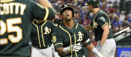Oakland quiere llegar a ser el 2do Wild Card de la AL. MLB.com.