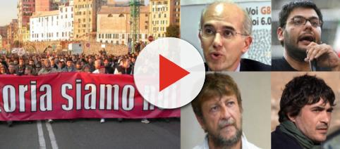 A 17 anni dai fatti del G8 di Genova, numerosi esponenti No Global attivi in politica