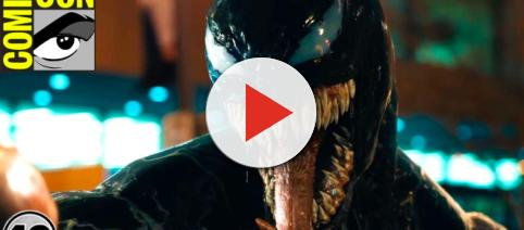 Photo of Venom in new movie. - [Top Ten Nerd Channel / YouTube screencap]