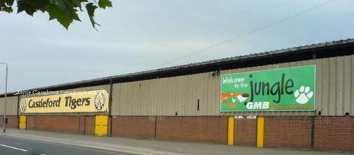 Castleford Tigers are peaking at just the right time. Image Source Jayne Claughton | geograph.org.uk