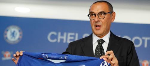 Chelsea - Heureux de découvrir la Premier League, Maurizio Sarri ... - goal.com