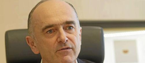 Jean-Pierre Denis, président d'Arkéa