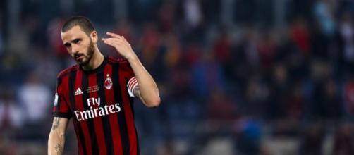 Leonardo Bonucci - Difensore e Capitano del Milan