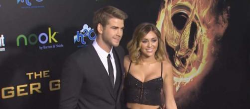 Miley Cyrus has reportedly split from Liam Hemsworth as she is not ready for babies. [Image Clevver News/YouTube]