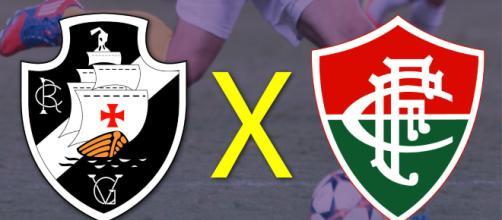 O clássico dos gigantes, Vasco x Fluminense, quinta às 20h