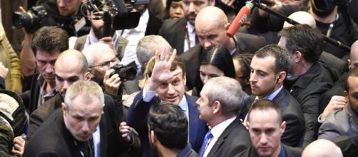 Présidentielle : la sécurité autour de Macron et Le Pen a été ... - lefigaro.fr