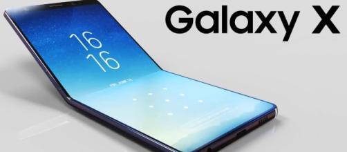 Samsung presentará el Galaxy X plegable en el 2019 (Rumores)