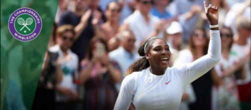 Serena Williams [Imagem via YouTube/ Wimbledon]