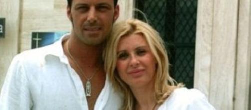Tina Cipollari ed il marito Chicco Nalli.