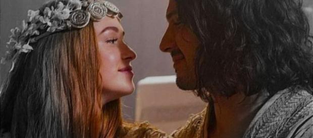 """Amália e o rei Afonso em """"Deus Salve o Rei"""""""