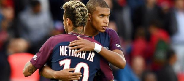 "Mbappe: Neymar is human, ""can be affected"" by criticism - Chicago ... - chicagotribune.com"