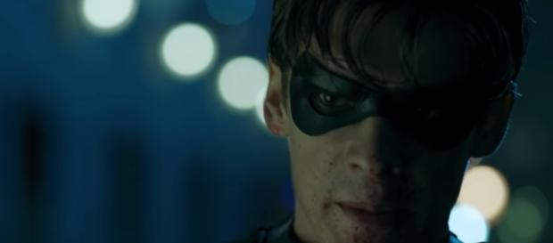 Robin assembles a team of outcast in the live-action 'Titans' TV series [Image Credit: IGN/YouTube screencap]