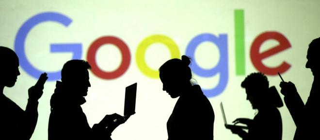 Bruselas impone una multa de más de 4 mil M€ a Google por abuso de dominio