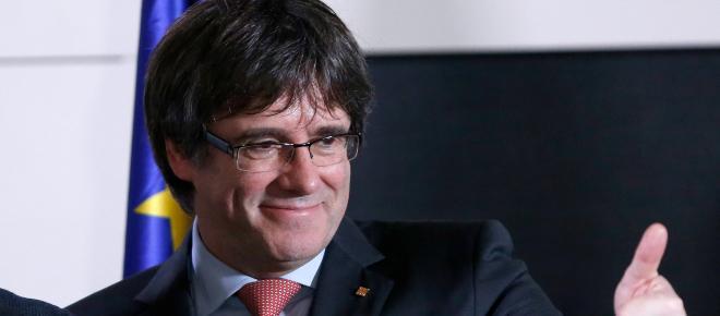 El juez Llanera declina la extradición de Puigdemont por malversación