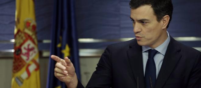 Sánchez propone no conceder amnistías fiscales y aprobar proyectos de empleos juveniles