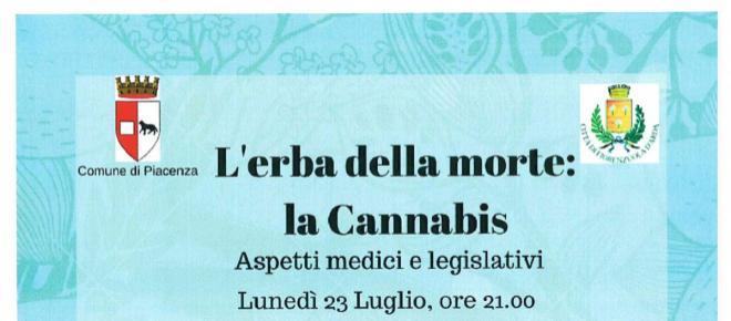Piacenza: L'erba della morte, fa discutere il convegno leghista sulla cannabis