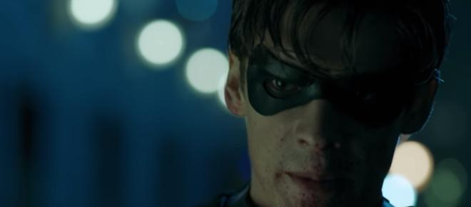 'Titans' official TV series trailer features Robin, Beast Boy, Starfire, and Raven