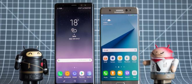 Samsung se burla de la velocidad LTE del iPhone X en un nuevo comercial