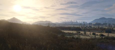 Photo of 'GTA' environment. - [Andy Cull / Flickr]