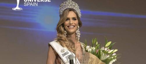 Ángela Ponce, primera transexual en ganar Miss Universo España y ... - as.com