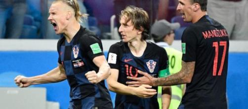 Croacia se clasifica para cuartos de final de la mano de Luka Modric