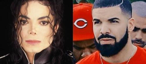 Drake usa vocais de Michael Jackson em novo album.