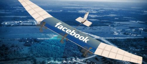 Facebook renuncia a la construcción de drones para ampliar la señal de Internet