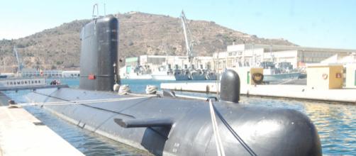 La longitud del muelle de Cartagena para el S-80 es solo una preocupación de seguridad