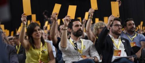 ERC advierte a Sánchez que no olvidará el 1-O y que el diálogo debe ser sin condiciones