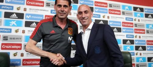 El futuro de Hierro es incierto y se barajan dos entrenadores, Setién y Luis Enrique