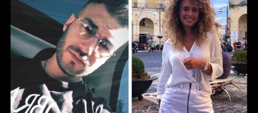 Lorenzo Riccardi e Sara Affi Fella.