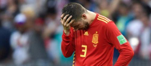 Piqué y su amargo adiós de la selección española - Diez - Diario ... - diez.hn