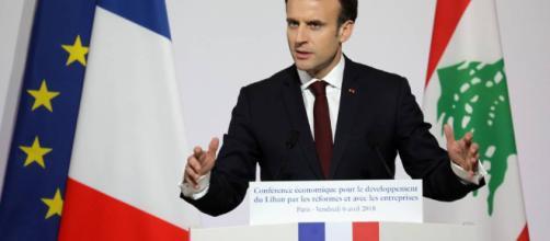 Sophie Pedder presenta a Macron como el posible salvador de la UE