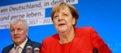 Portrait de Horst Seehofer, le ministre allemand de l'Intérieur