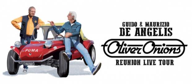 Biglietti per Oliver Onions Roma - 1 luglio 2018 - Ventidieci - ventidieci.it