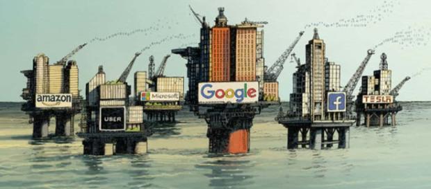 La risorsa più importante nella nostra epoca non è più il petrolio ma i dati