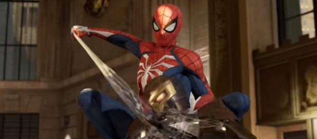 'Spider-Man' game footage. - [PlayStation / YouTube screencap]
