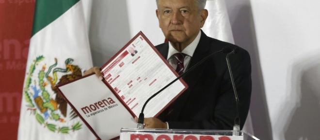 Andrés Manuel López Obrador ha sido elegido como presidente de México