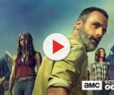 Poster oficial da 9ª temporada de The Walking Dead