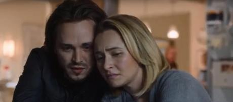 Avery and Juliette began to rediscover their bond in 'I Don't Want to Lose You Yet' on 'Nashville.' [Image source: CMT - YouTube]
