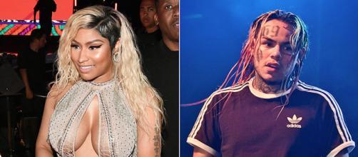 6ix9ine e Nicki Minaj insieme nel remix di Fefe?