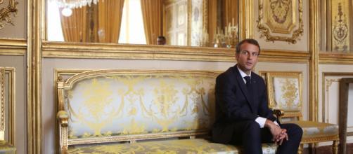 Affaire Benalla : Emmanuel Macron ignore les questions