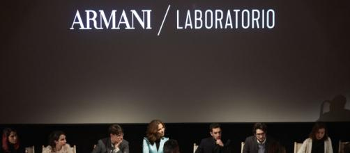 Armani/Laboratorio: via alle candidature